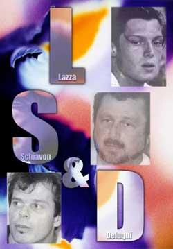 A capa do primeiro CD